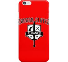 Dragon Slayer Alliance iPhone Case/Skin
