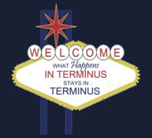 What Happens in Terminus...2 - The Walking Dead by CH4G