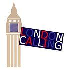 London Calling by IamJane--
