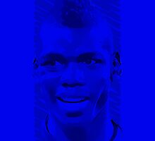 World Cup Edition - Paul Pogba / France by Milan Vuckovic