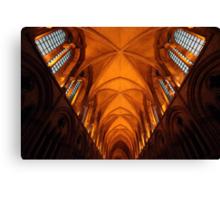 Truro Cathedrall (2) Canvas Print