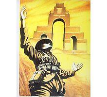 WW1 Somme memorial 1916 centenary British Thiepval Photographic Print