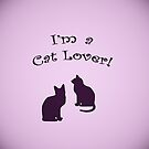I'm a cat Lover by sarnia2