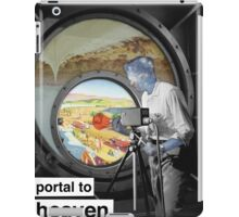 portal to heaven iPad Case/Skin