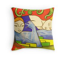 Embraceable You Throw Pillow
