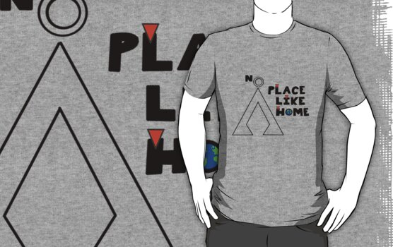 No Place Like Home Symbol - Stargate by annbelleproject