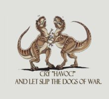 the dinosaurs of war by gilois