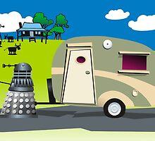 robot holiday by Matt Mawson