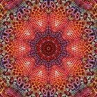Fractal Kaleidoscope 003 by fantasytripp