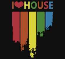I Love House Music by HarBor21