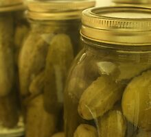 Garlic Dill Pickle by Stephen Thomas