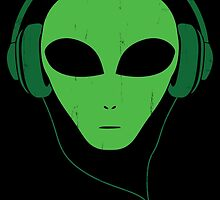 ET Headphone by johnadrian