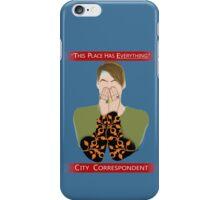 The City Correspondent iPhone Case/Skin