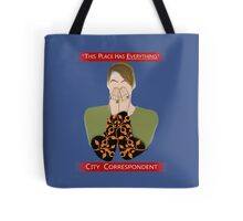 The City Correspondent Tote Bag