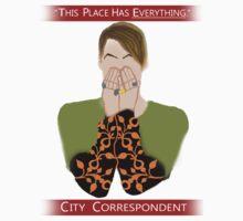 The City Correspondent Kids Clothes
