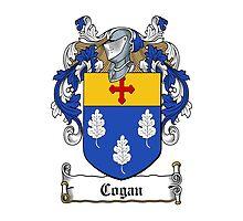 Cogan (Kildare) by HaroldHeraldry