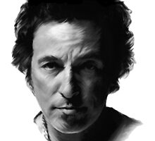 Springsteen by KAZ--2Y5