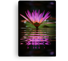 Purple Fantasy Canvas Print