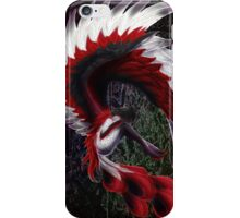 Caged in Darkness iPhone Case/Skin