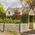 Hobart Cottage Living, Tasmania, Australia by Elaine Teague