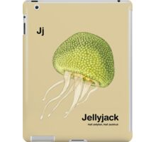 Jj - Jellyfruit // Half Jellyfish, Half Jackfruit iPad Case/Skin