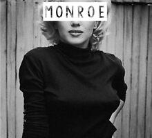 Monroe #3 by RosieAEGordon