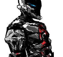 Arkham Knight by sharknob
