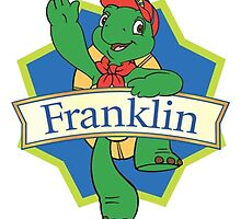 Franklin the turtle by CkerCky