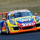 Nick McBride | Sydney Motorsport Park | Carrera Cup 2014 by Bill Fonseca