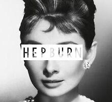 Hepburn #4 by RosieAEGordon