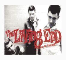 The Living End - Prisoner of Society by jarradjenks