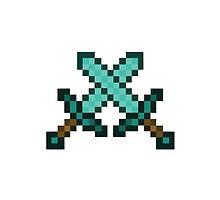 Diamond Sword Emblem by Jacob Howort