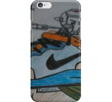 NikeRoboSwoosh iPhone Case/Skin