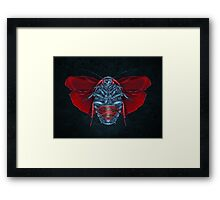 Supermang // Mang of Stealth Framed Print