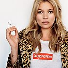 Kate Moss for Supreme by FlexGod