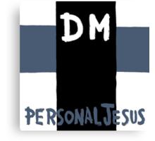 Depeche Mode : Personal Jesus Canvas Print
