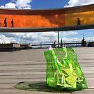 Green Lunch by HeklaHekla
