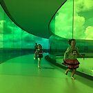 A Green Dream Run by HeklaHekla
