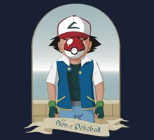 The Son of Pokeball by nova-i