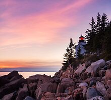 Bass Harbour Lighthouse by lenscraft