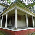 Porch  by WildestArt