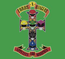 Zords N Rangers Kids Clothes