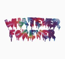 Whatever Forever by MZawesomechic
