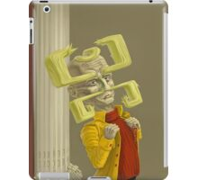 A Man Of Style iPad Case/Skin