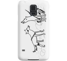 Feral Dogs Samsung Galaxy Case/Skin