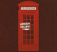 London calling by BeardyGraphics