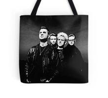 Depeche Mode : 90's Dave, Alan, Martin, Andy Digitalpaint 2 Tote Bag