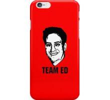 Team Ed iPhone Case/Skin