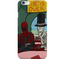 Mr. Bones Wild Ride iPhone Case/Skin