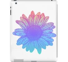 Colorful flower iPad Case/Skin